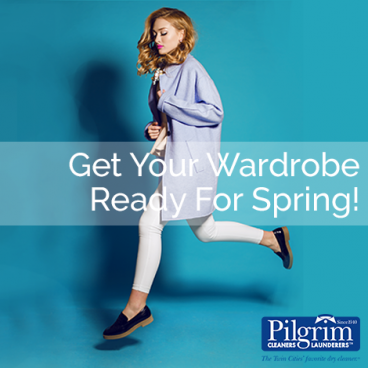 Tips For Getting Your Wardrobe Ready For Spring!