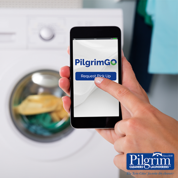 An App For Your Laundry!
