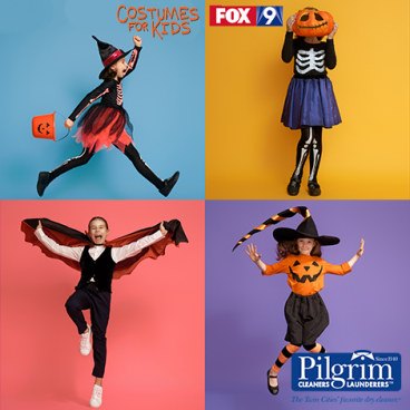 Receive A Free Pass To Nickelodeon Universe When You Donate To Our Costumes for Kids Drive!